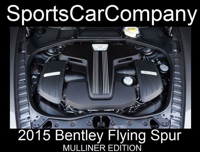2015 Bentley Flying Spur FLYING SPUR MULLINER - 17492057 - 14