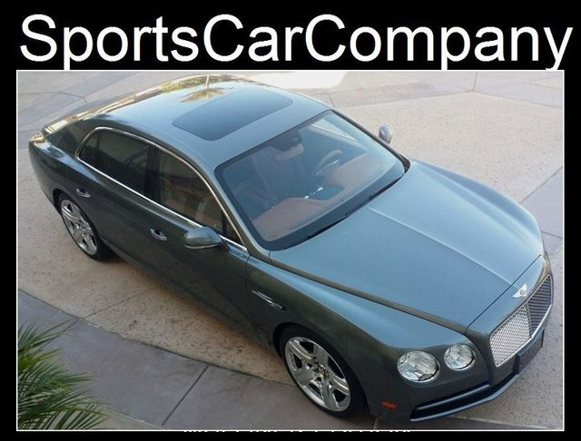 2015 Bentley Flying Spur FLYING SPUR MULLINER - 17492057 - 17