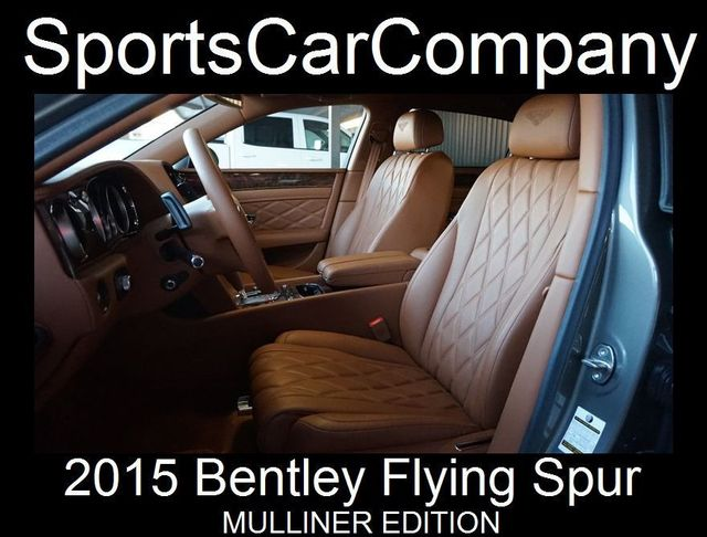 2015 Bentley Flying Spur FLYING SPUR MULLINER - 17492057 - 7
