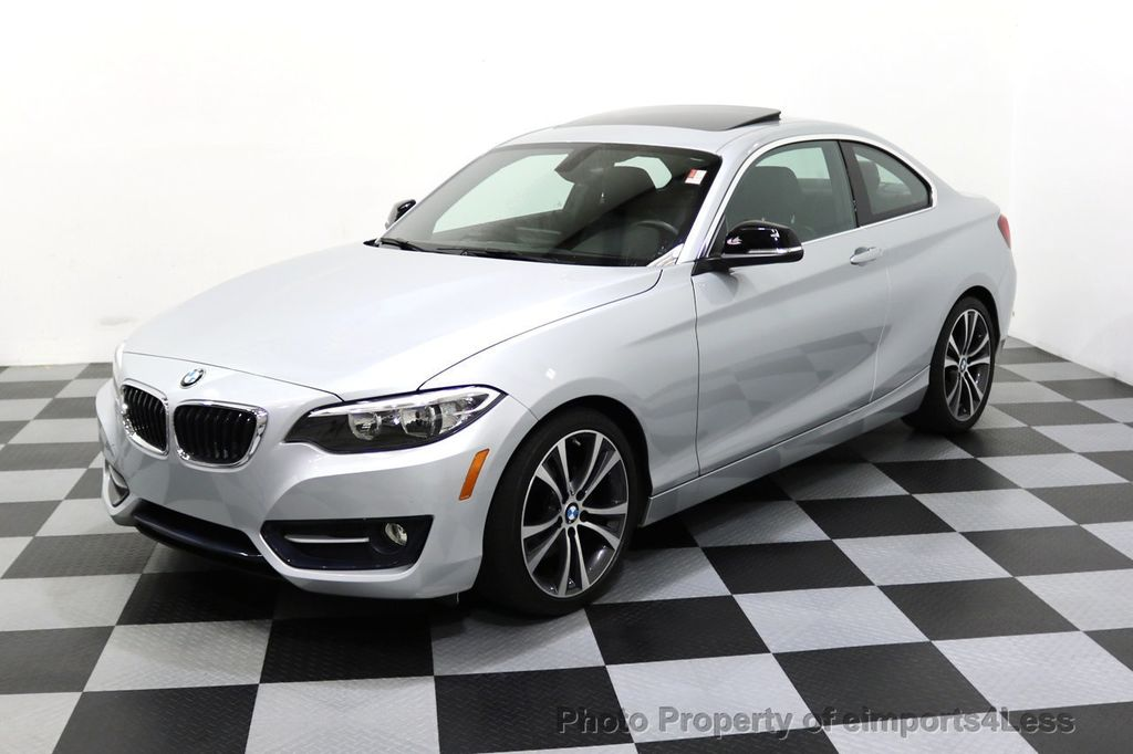 2015 BMW 2 Series CERTIFIED 228i SPORT LINE PREMIUM TECH NAVIGATION - 17958312 - 13