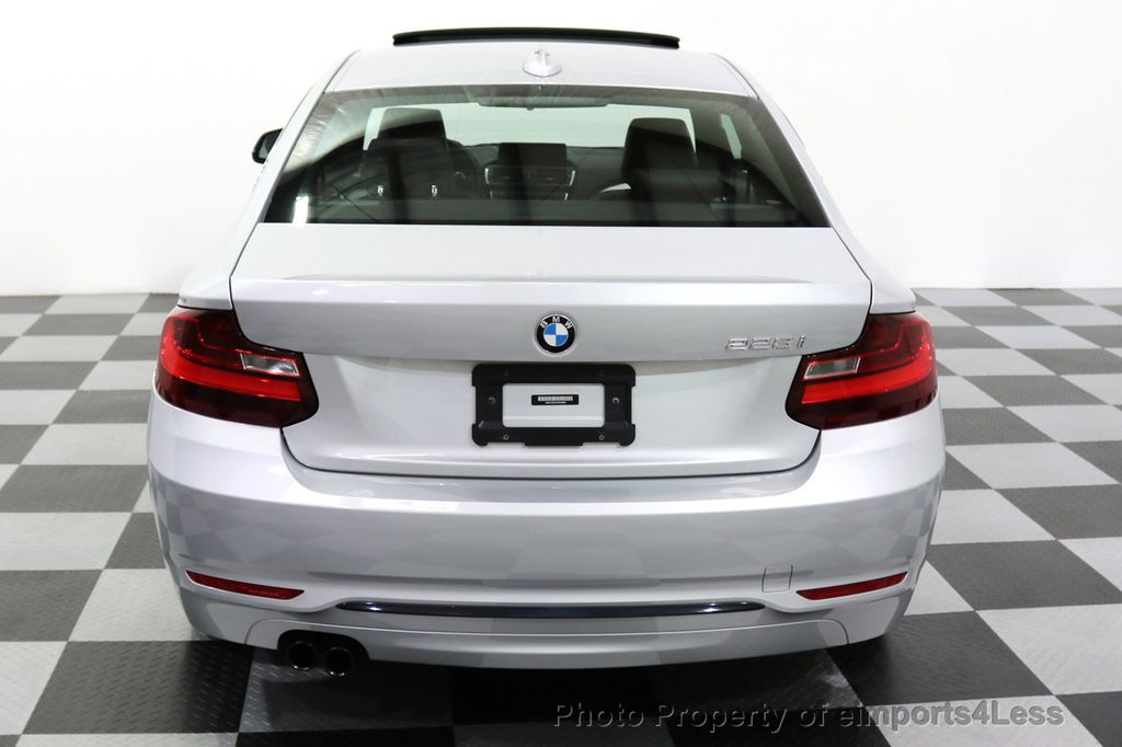 2015 BMW 2 Series CERTIFIED 228i SPORT LINE PREMIUM TECH NAVIGATION - 17958312 - 16