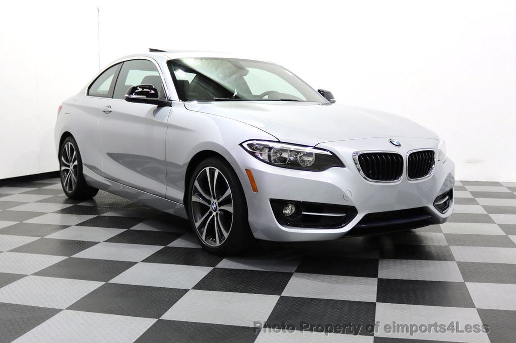 2015 BMW 2 Series CERTIFIED 228i SPORT LINE PREMIUM TECH NAVIGATION - 17958312 - 1