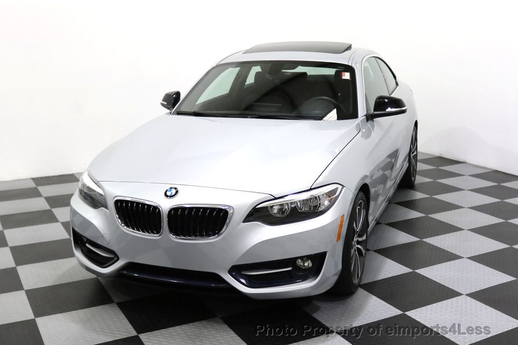 2015 BMW 2 Series CERTIFIED 228i SPORT LINE PREMIUM TECH NAVIGATION - 17958312 - 27