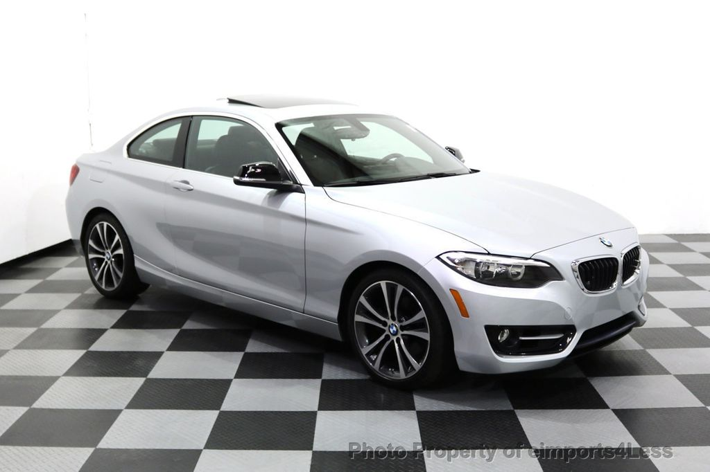 2015 BMW 2 Series CERTIFIED 228i SPORT LINE PREMIUM TECH NAVIGATION - 17958312 - 28