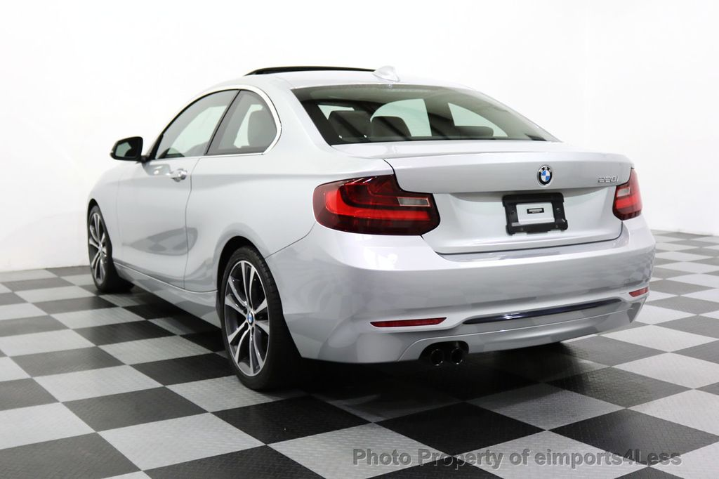 2015 BMW 2 Series CERTIFIED 228i SPORT LINE PREMIUM TECH NAVIGATION - 17958312 - 2