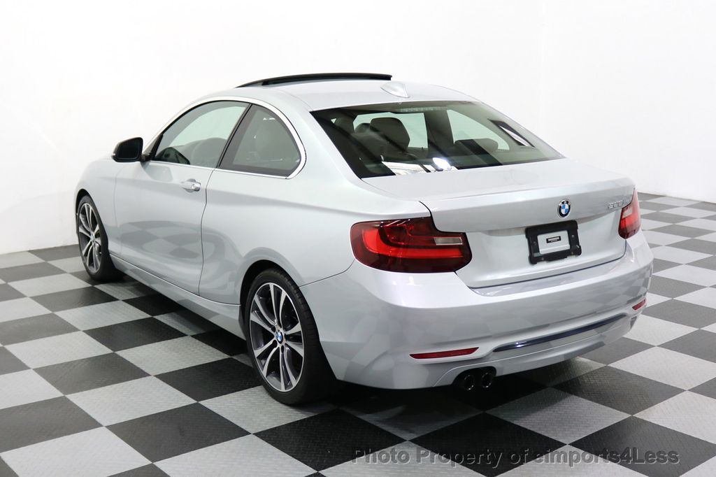 2015 BMW 2 Series CERTIFIED 228i SPORT LINE PREMIUM TECH NAVIGATION - 17958312 - 29