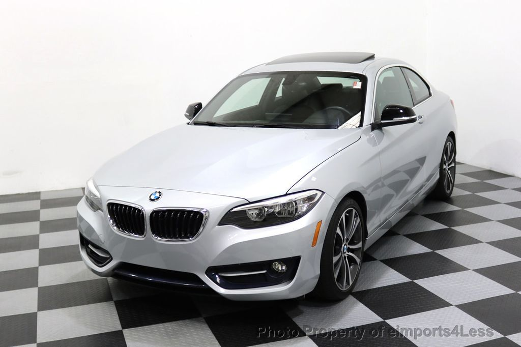 2015 BMW 2 Series CERTIFIED 228i SPORT LINE PREMIUM TECH NAVIGATION - 17958312 - 44