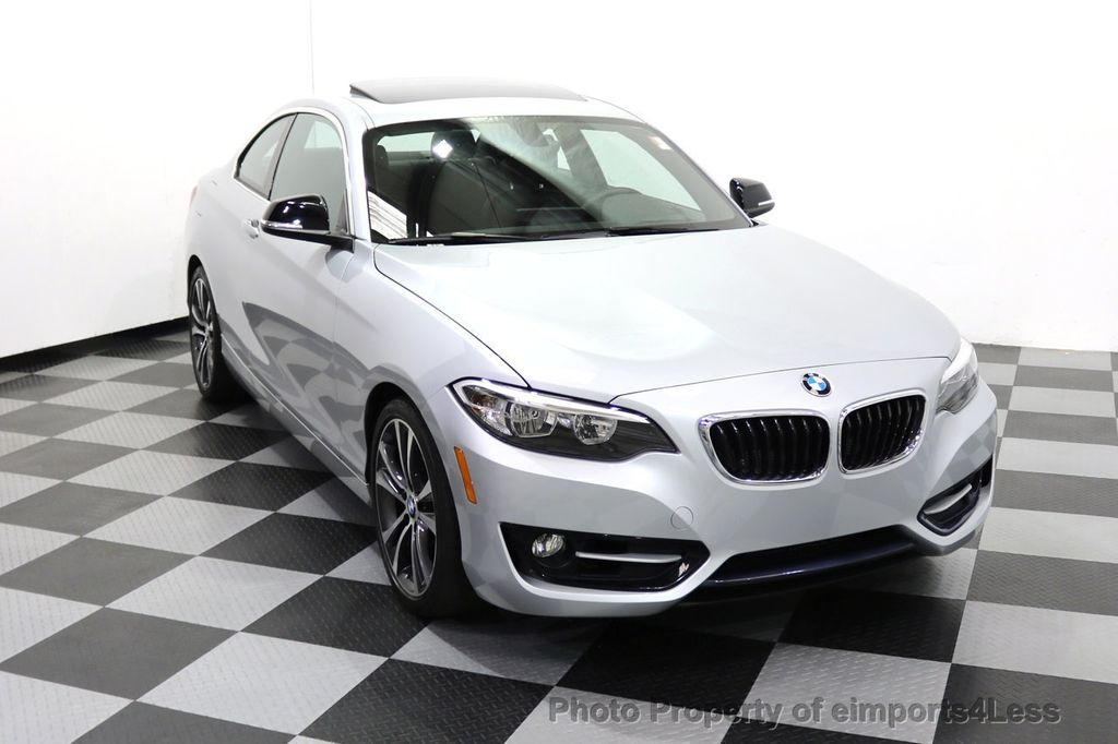 2015 BMW 2 Series CERTIFIED 228i SPORT LINE PREMIUM TECH NAVIGATION - 17958312 - 45