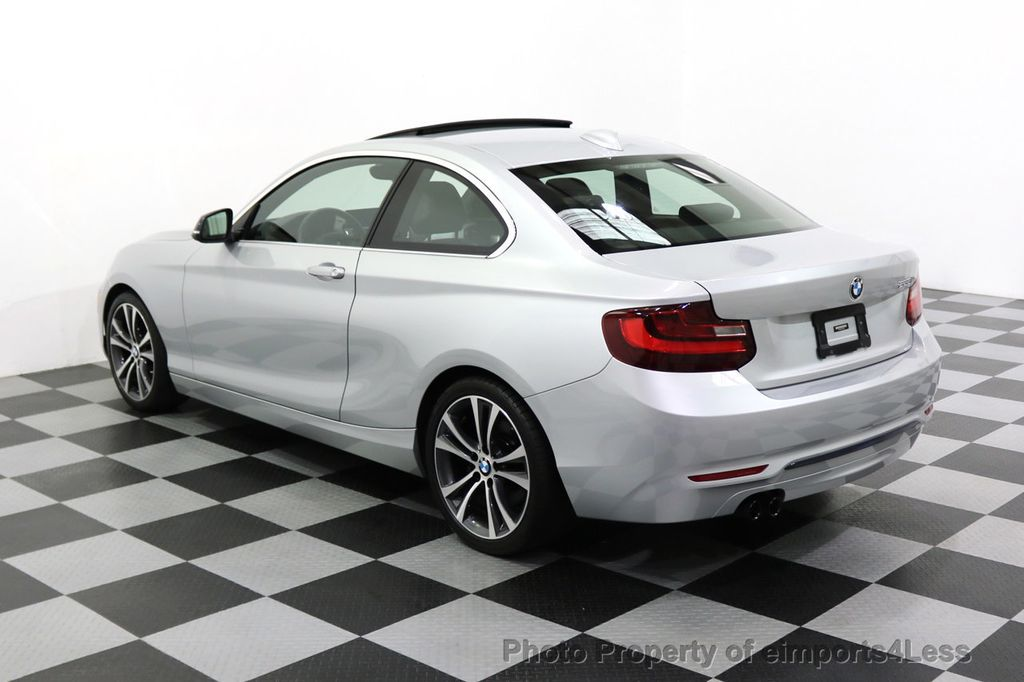 2015 BMW 2 Series CERTIFIED 228i SPORT LINE PREMIUM TECH NAVIGATION - 17958312 - 46