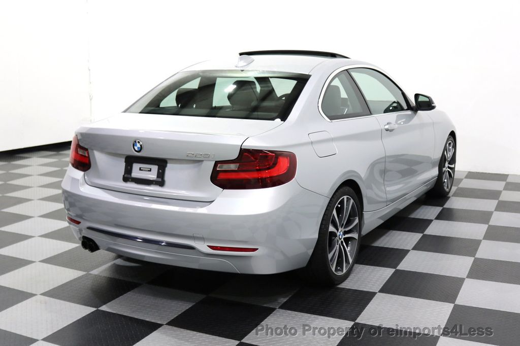 2015 BMW 2 Series CERTIFIED 228i SPORT LINE PREMIUM TECH NAVIGATION - 17958312 - 47