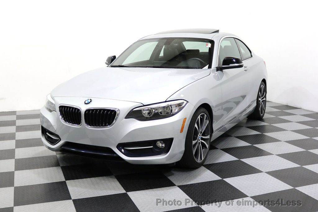 2015 BMW 2 Series CERTIFIED 228i SPORT LINE PREMIUM TECH NAVIGATION - 17958312 - 51