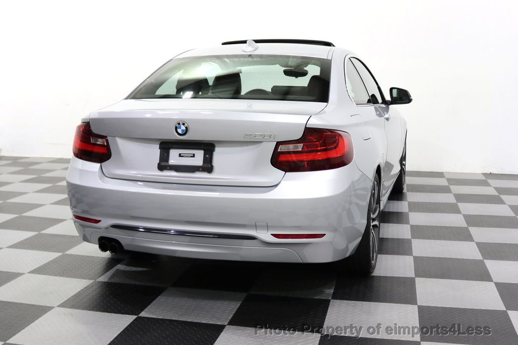 2015 BMW 2 Series CERTIFIED 228i SPORT LINE PREMIUM TECH NAVIGATION - 17958312 - 53