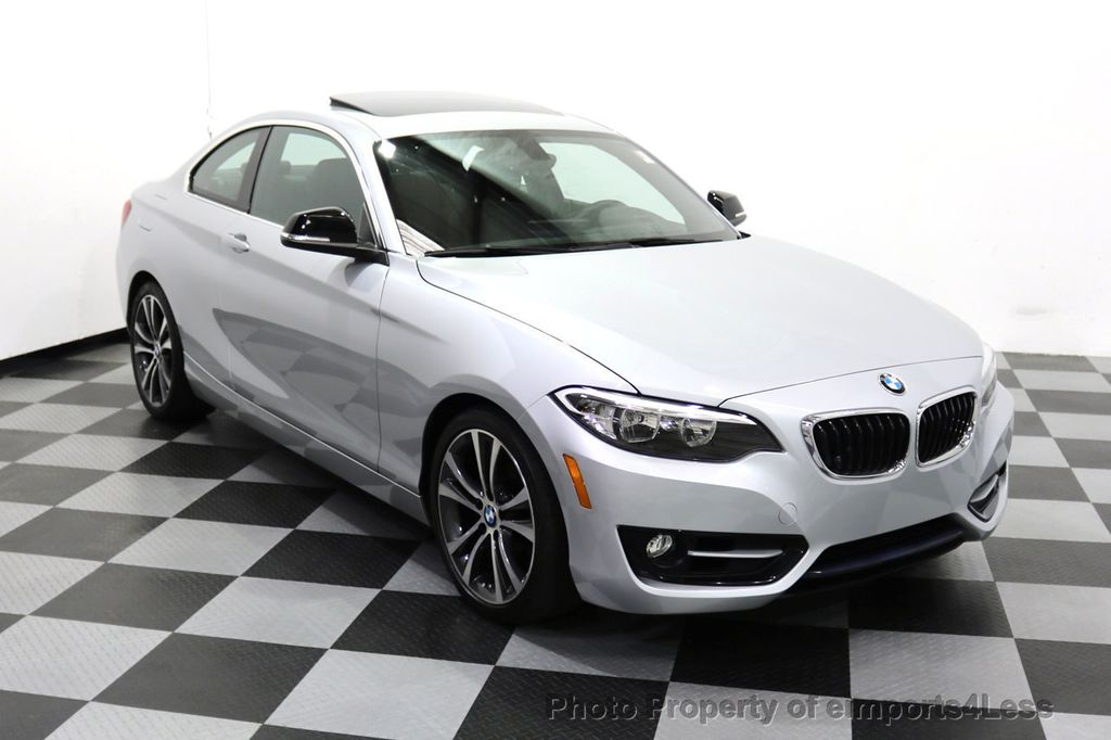 2015 BMW 2 Series CERTIFIED 228i SPORT LINE PREMIUM TECH NAVIGATION - 17958312 - 54