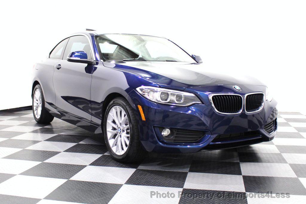 2015 BMW 2 Series CERTIFIED 228i xDRIVE AWD HK XENONS PREMIUM - 18147503 - 1