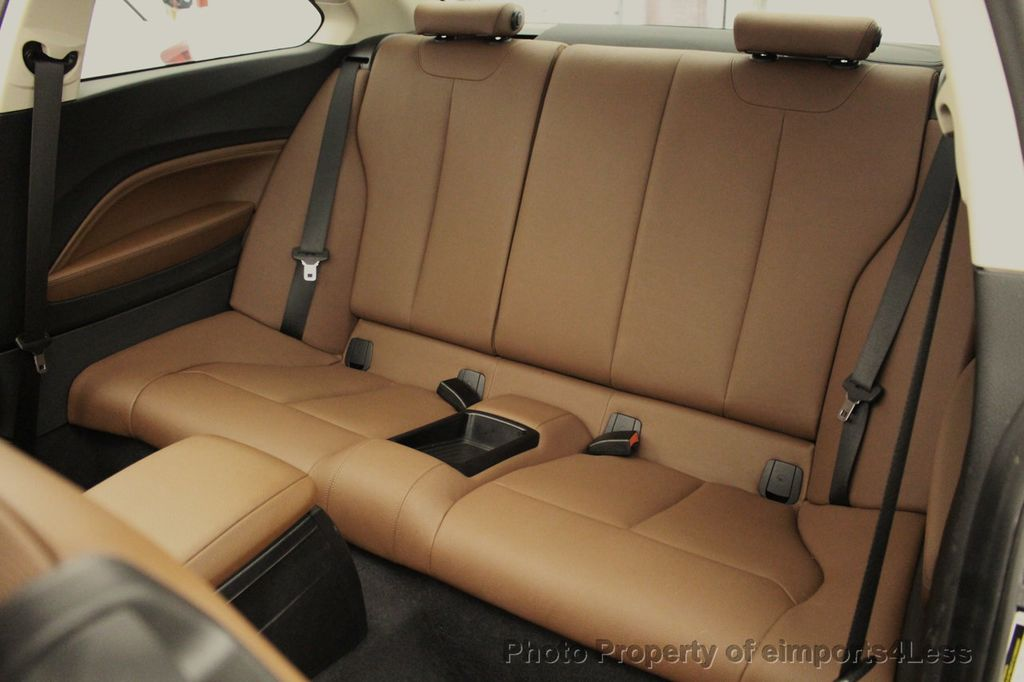 2015 BMW 2 Series CERTIFIED 228i xDRIVE AWD HK XENONS PREMIUM - 18147503 - 36