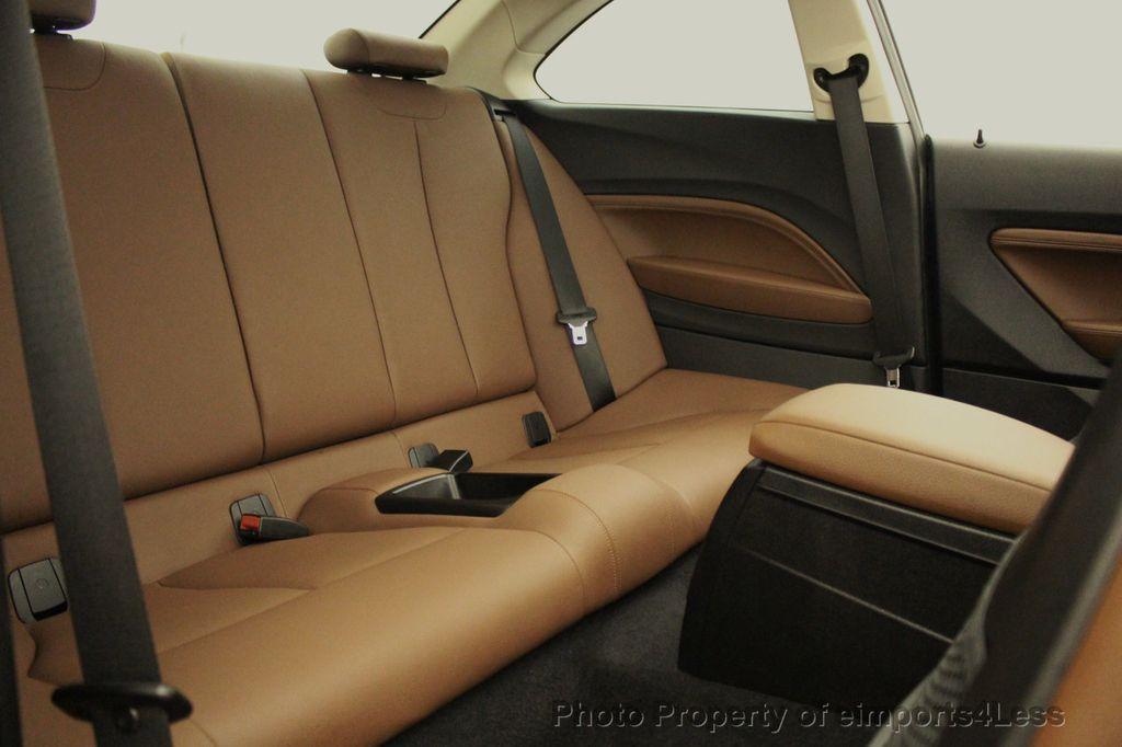 2015 BMW 2 Series CERTIFIED 228i xDRIVE AWD HK XENONS PREMIUM - 18147503 - 37