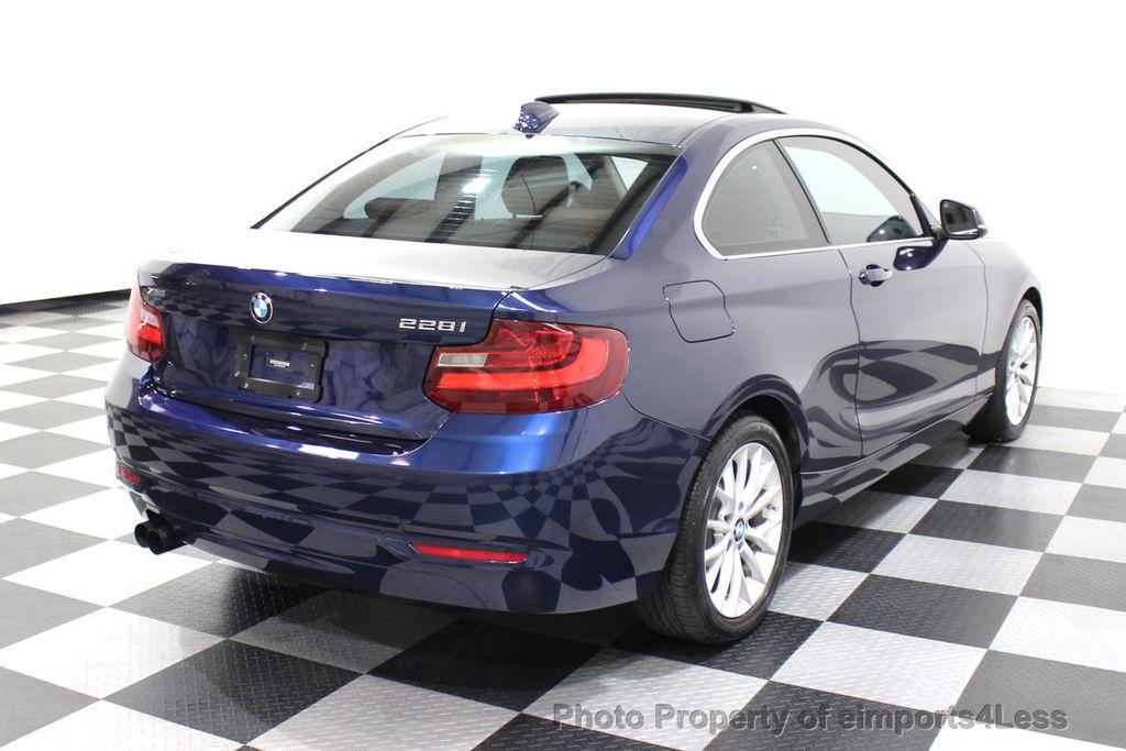 2015 BMW 2 Series CERTIFIED 228i xDRIVE AWD HK XENONS PREMIUM - 18147503 - 3