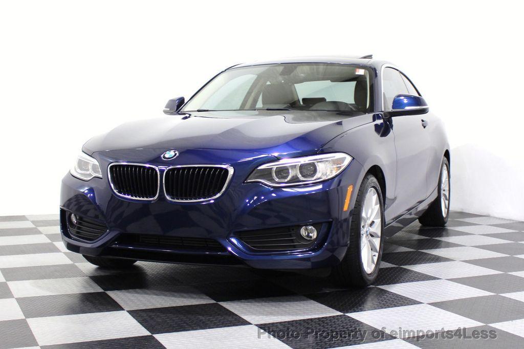 2015 BMW 2 Series CERTIFIED 228i xDRIVE AWD HK XENONS PREMIUM - 18147503 - 44