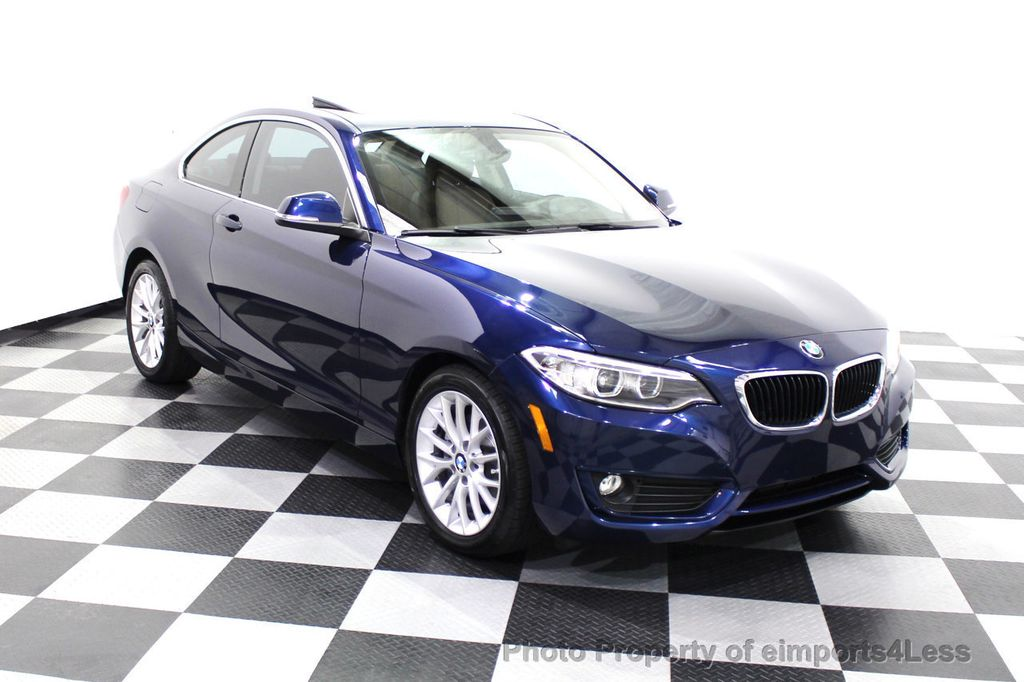 2015 BMW 2 Series CERTIFIED 228i xDRIVE AWD HK XENONS PREMIUM - 18147503 - 46