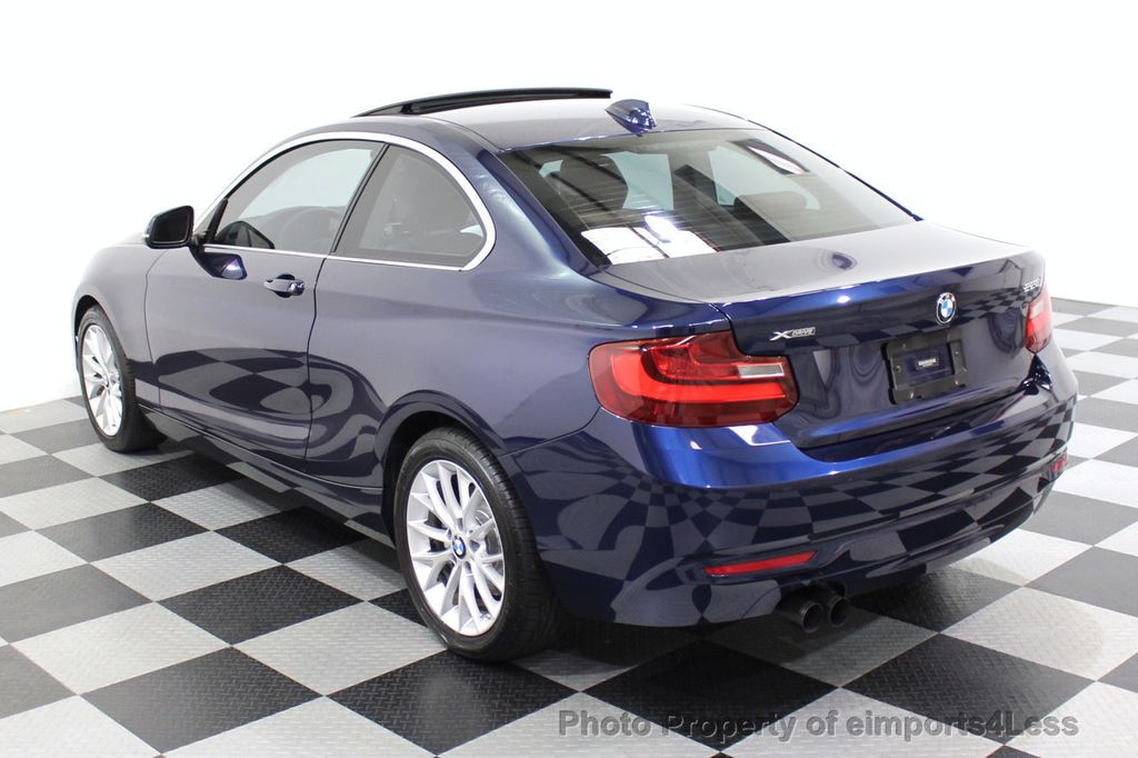 2015 BMW 2 Series CERTIFIED 228i xDRIVE AWD HK XENONS PREMIUM - 18147503 - 47