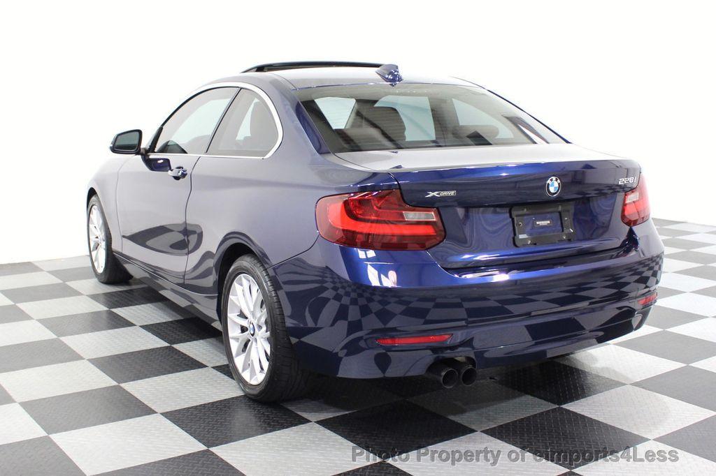 2015 BMW 2 Series CERTIFIED 228i xDRIVE AWD HK XENONS PREMIUM - 18147503 - 55