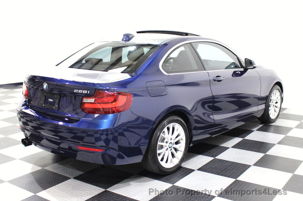 2015 BMW 2 Series CERTIFIED 228i xDRIVE AWD HK XENONS PREMIUM - 18147503 - 56
