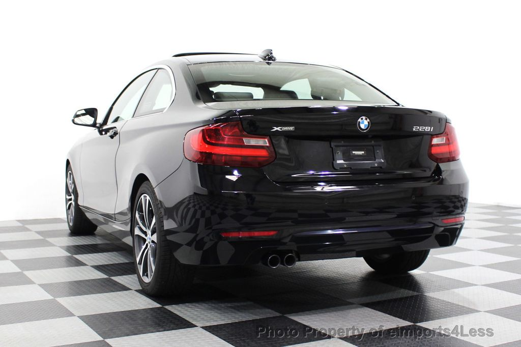 2015 BMW 2 Series CERTIFIED 228i xDRIVE AWD Sport Line TECH NAVIGATION - 18196736 - 16