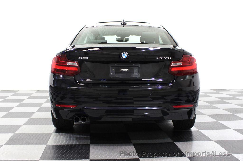 2015 BMW 2 Series CERTIFIED 228i xDRIVE AWD Sport Line TECH NAVIGATION - 18196736 - 17