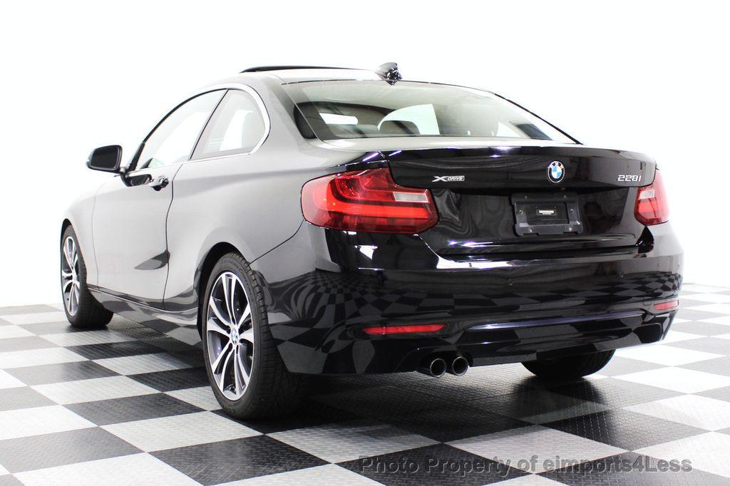 2015 BMW 2 Series CERTIFIED 228i xDRIVE AWD Sport Line TECH NAVIGATION - 18196736 - 2