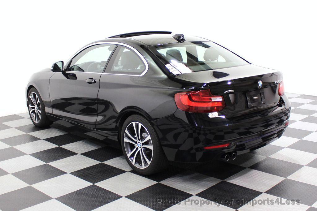 2015 BMW 2 Series CERTIFIED 228i xDRIVE AWD Sport Line TECH NAVIGATION - 18196736 - 30