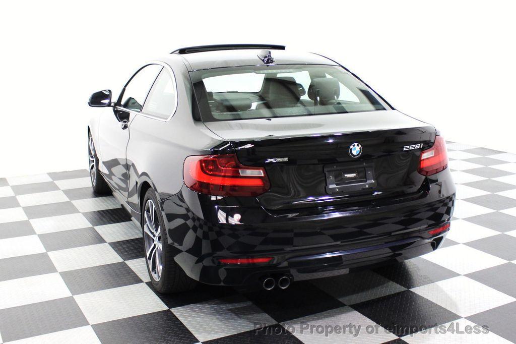 2015 BMW 2 Series CERTIFIED 228i xDRIVE AWD Sport Line TECH NAVIGATION - 18196736 - 46