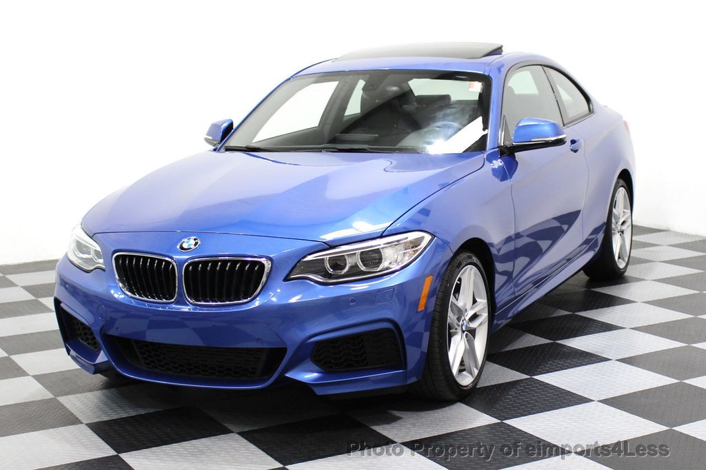 2015 BMW 2 Series CERTIFIED 228i xDRIVE M Sport Package AWD CAMERA NAVI - 17517062 - 0