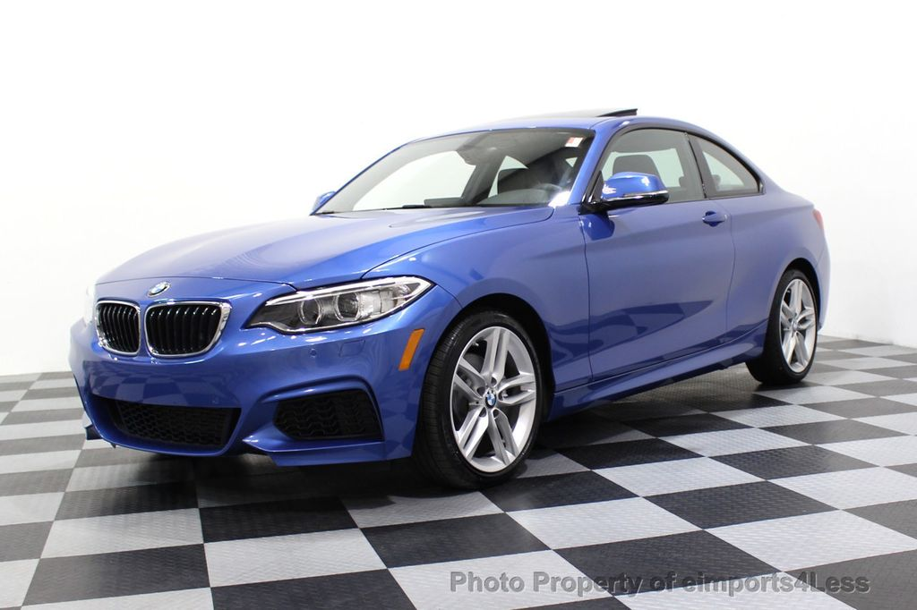 2015 BMW 2 Series CERTIFIED 228i xDRIVE M Sport Package AWD CAMERA NAVI - 17517062 - 14