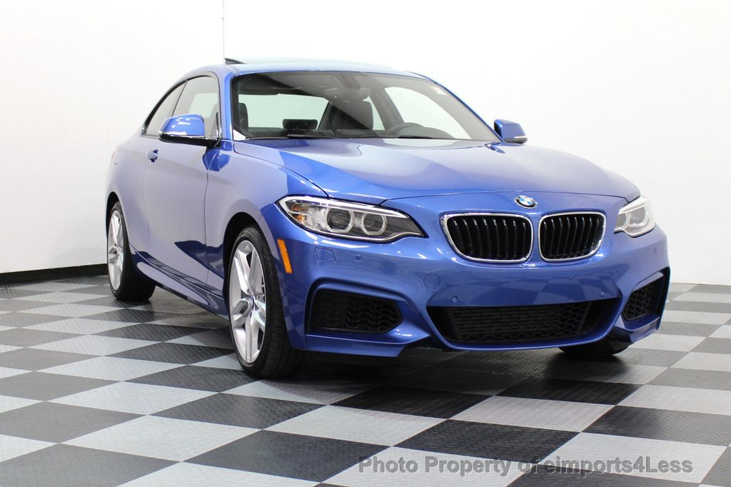 2015 BMW 2 Series CERTIFIED 228i xDRIVE M Sport Package AWD CAMERA NAVI - 17517062 - 15
