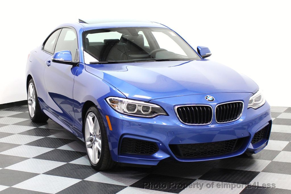 2015 BMW 2 Series CERTIFIED 228i xDRIVE M Sport Package AWD CAMERA NAVI - 17517062 - 1