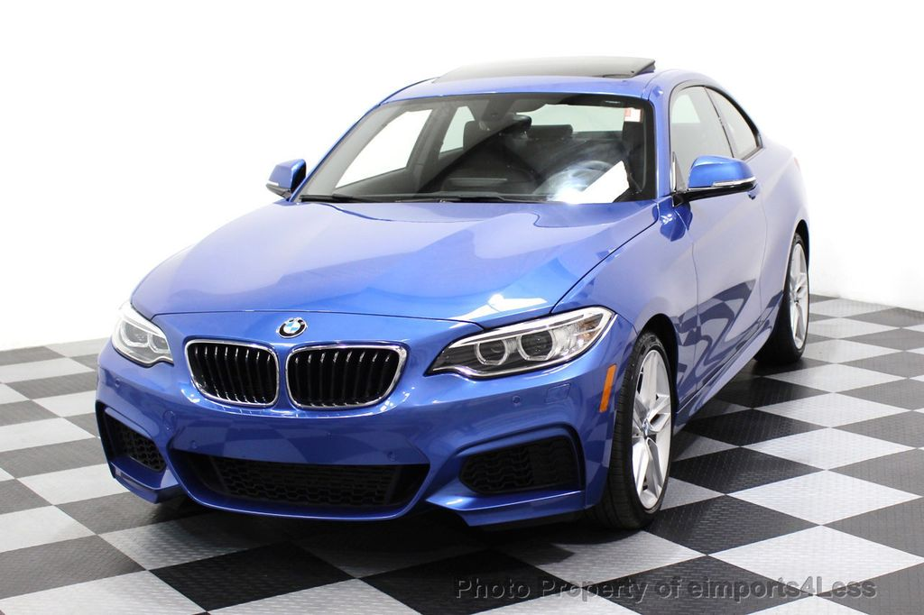 2015 BMW 2 Series CERTIFIED 228i xDRIVE M Sport Package AWD CAMERA NAVI - 17517062 - 27