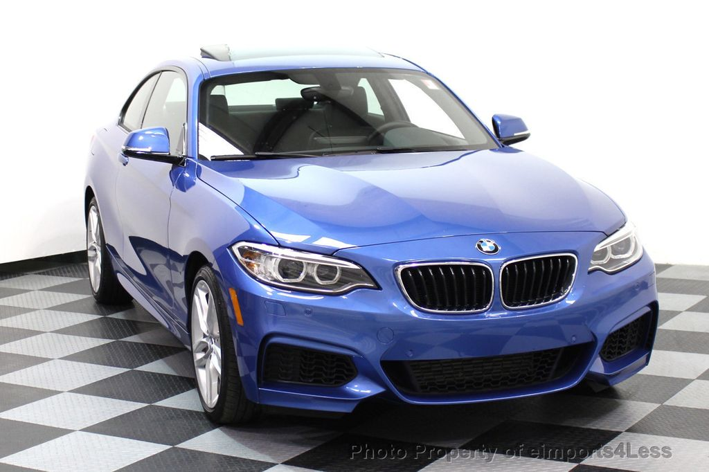 2015 BMW 2 Series CERTIFIED 228i xDRIVE M Sport Package AWD CAMERA NAVI - 17517062 - 28