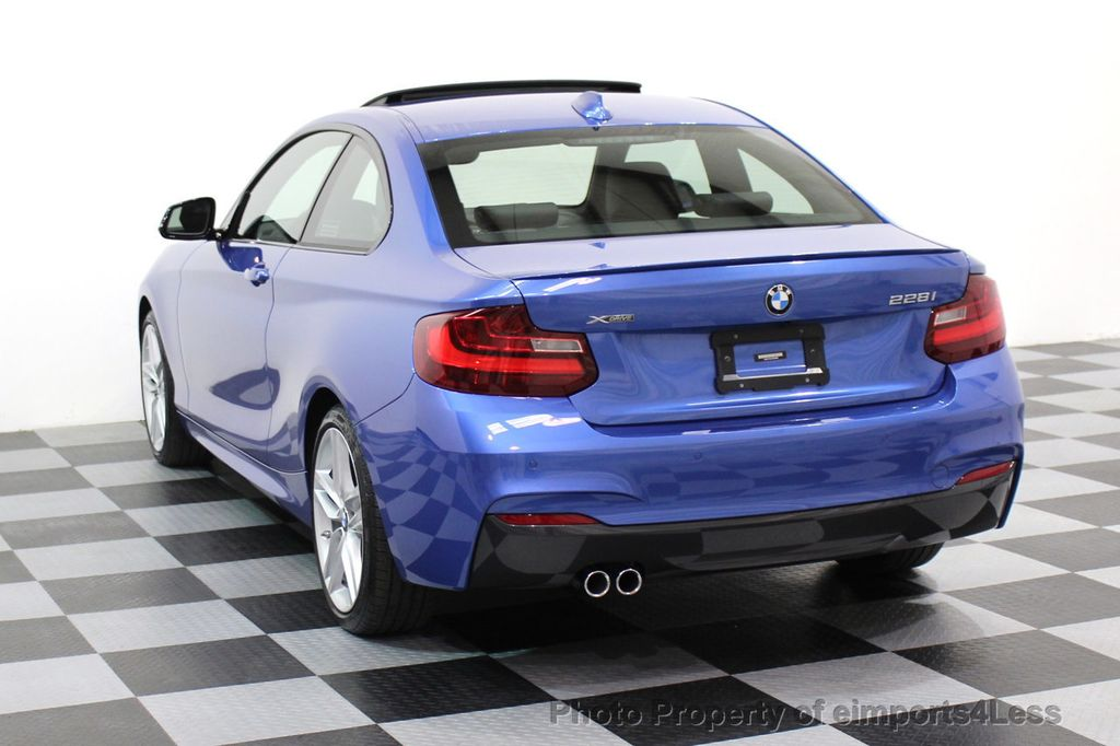 2015 BMW 2 Series CERTIFIED 228i xDRIVE M Sport Package AWD CAMERA NAVI - 17517062 - 2