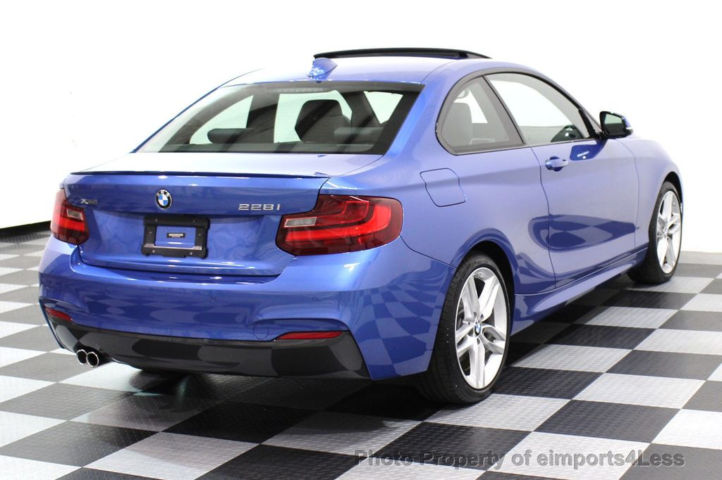 2015 BMW 2 Series CERTIFIED 228i xDRIVE M Sport Package AWD CAMERA NAVI - 17517062 - 3
