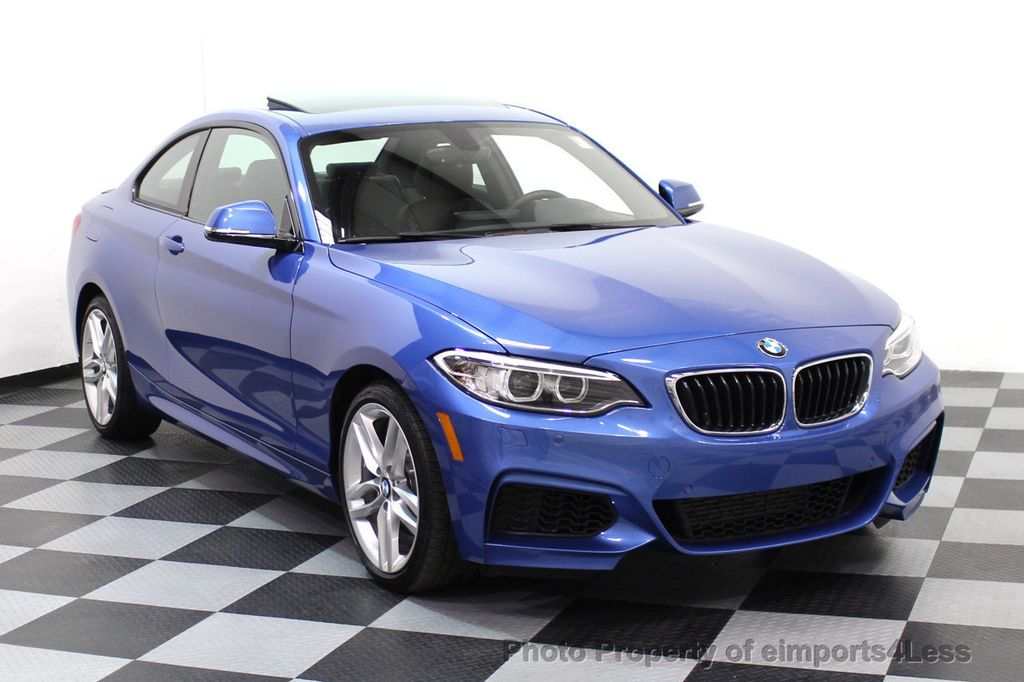 2015 BMW 2 Series CERTIFIED 228i xDRIVE M Sport Package AWD CAMERA NAVI - 17517062 - 43