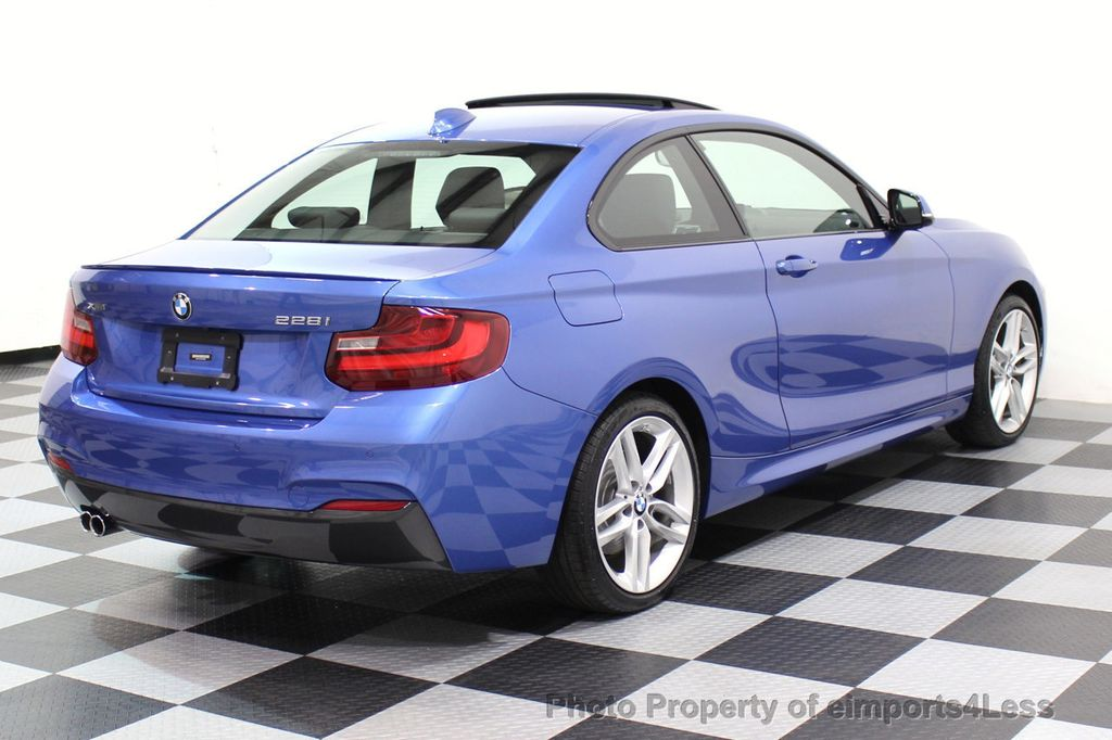 2015 BMW 2 Series CERTIFIED 228i xDRIVE M Sport Package AWD CAMERA NAVI - 17517062 - 45