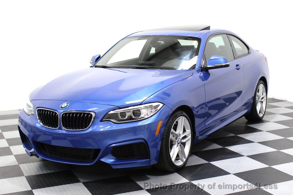 2015 BMW 2 Series CERTIFIED 228i xDRIVE M Sport Package AWD CAMERA NAVI - 17517062 - 46