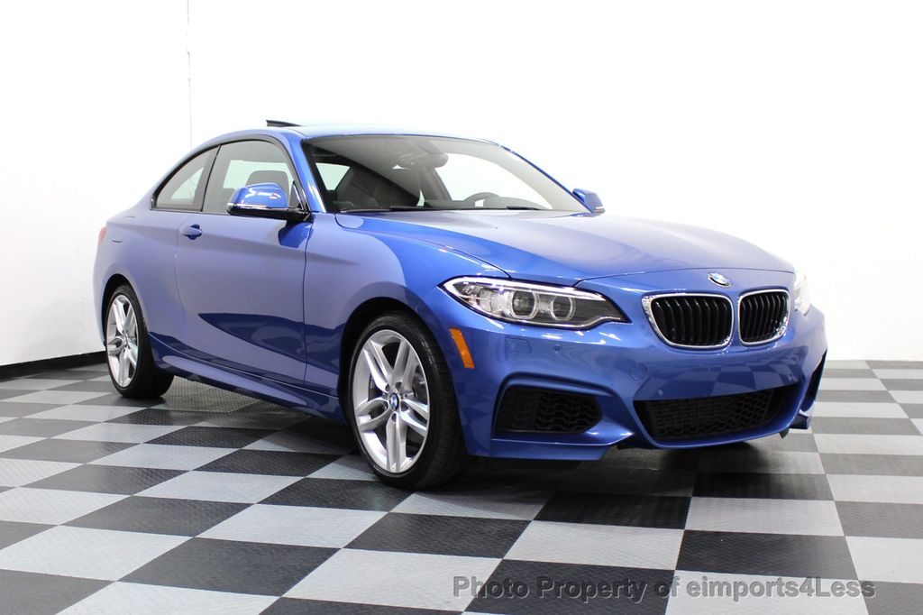 2015 BMW 2 Series CERTIFIED 228i xDRIVE M Sport Package AWD CAMERA NAVI - 17517062 - 48