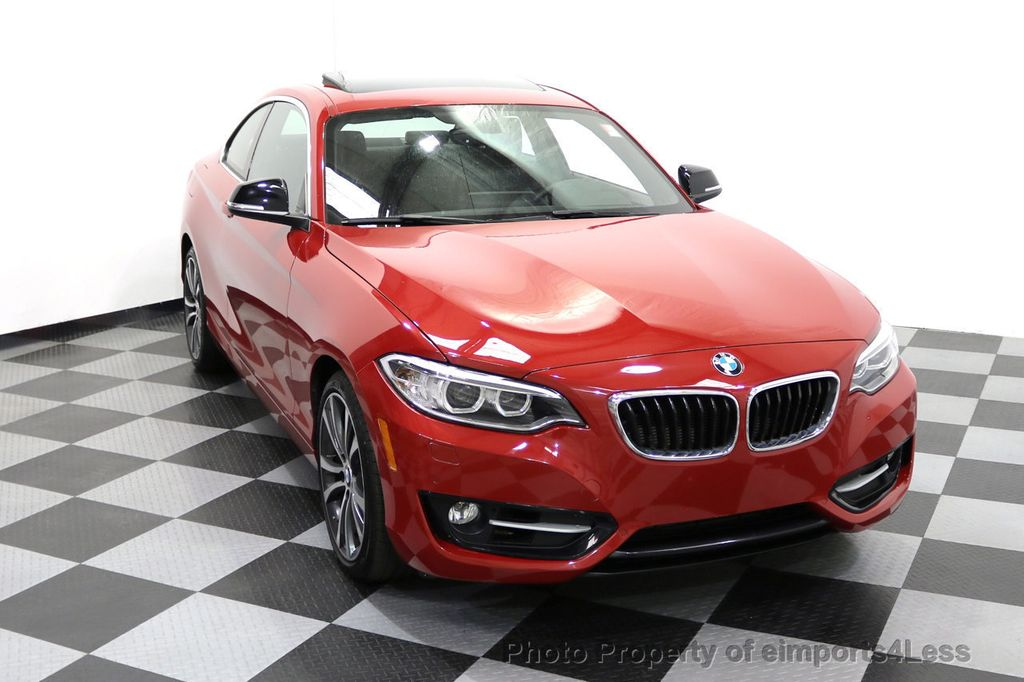 2015 BMW 2 Series CERTIFIED 228i xDRIVE Sport Line AWD CAMERA NAV TECH - 17775875 - 29