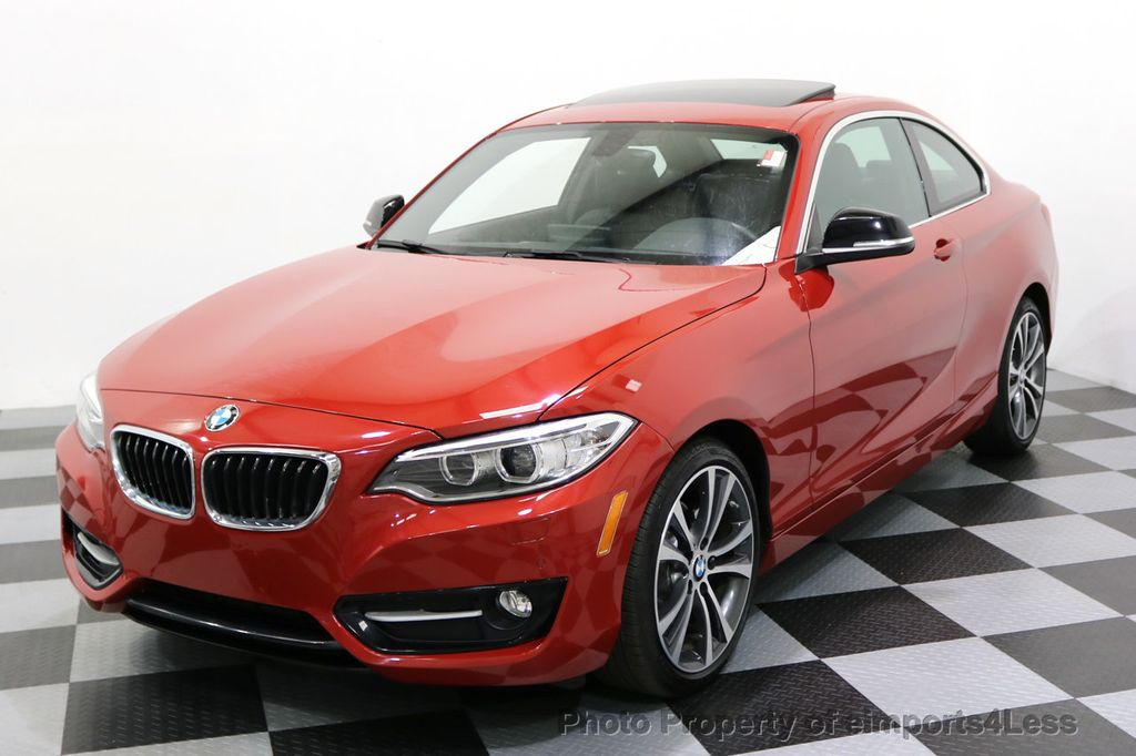 2015 BMW 2 Series CERTIFIED 228i xDRIVE Sport Line AWD CAMERA NAV TECH - 17775875 - 53