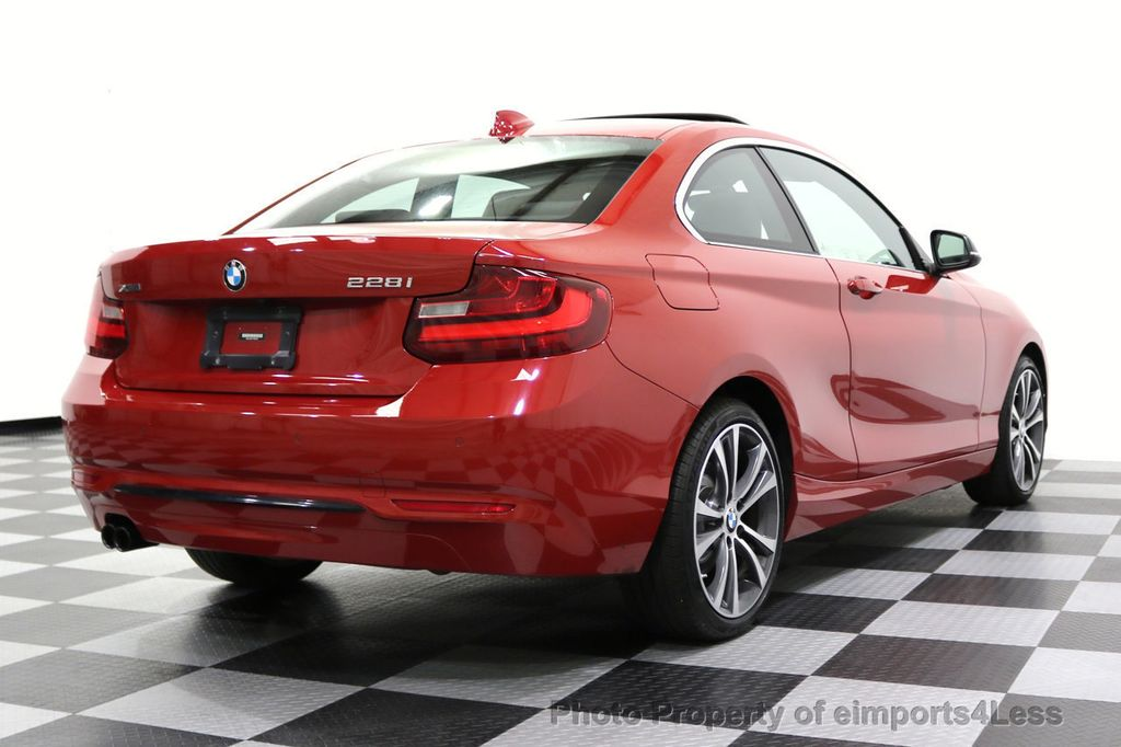 2015 BMW 2 Series CERTIFIED 228i xDRIVE Sport Line AWD CAMERA NAV TECH - 17775875 - 55