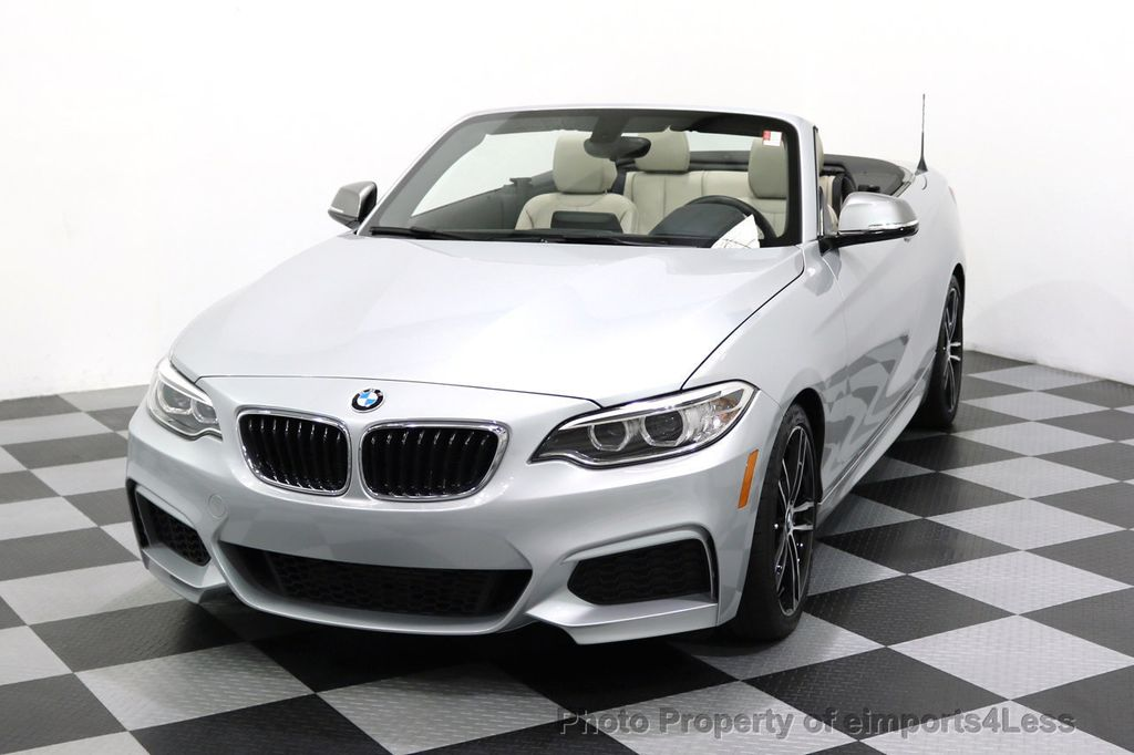 2015 BMW 2 Series CERTIFIED M235i CONVERTIBLE 6 SPEED MANUAL - 17869997 - 13