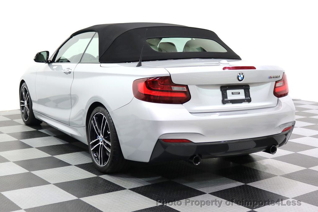 2015 BMW 2 Series CERTIFIED M235i CONVERTIBLE 6 SPEED MANUAL - 17869997 - 15