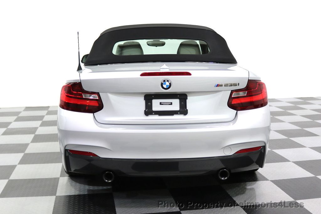 2015 BMW 2 Series CERTIFIED M235i CONVERTIBLE 6 SPEED MANUAL - 17869997 - 16