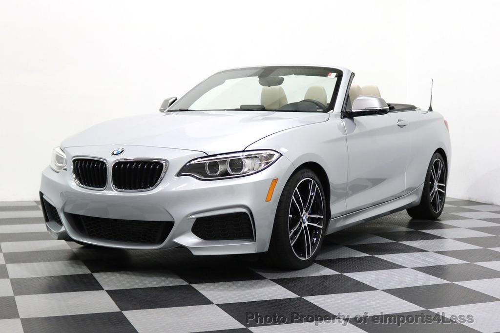 2015 BMW 2 Series CERTIFIED M235i CONVERTIBLE 6 SPEED MANUAL - 17869997 - 27